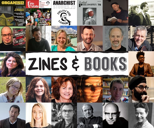 top 25 anarchist writers