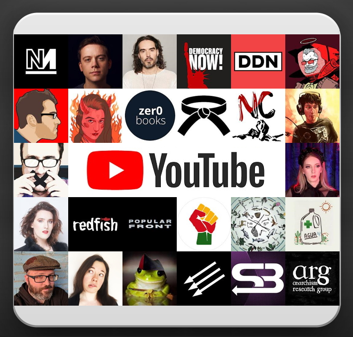 leftist youtubers