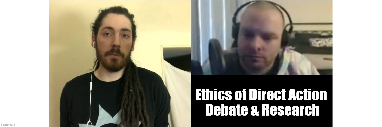 Ethics of Direct Action Debate & Research