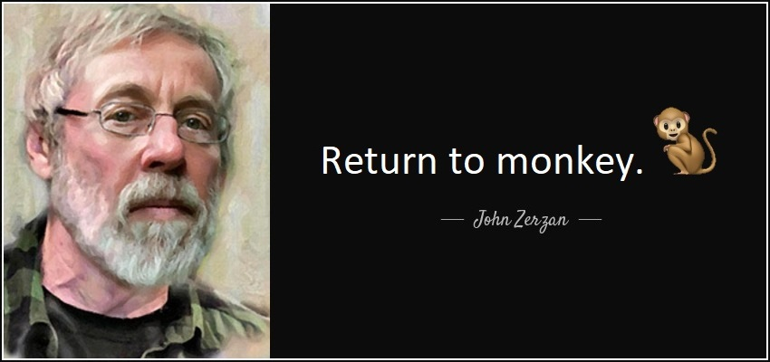 An Open Letter to John Zerzan (A Primitivist Philosopher of Technology)